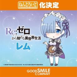 Rem (Re-Zero kara Hajimeru Isekai Seikatsu) - Nendoroid - Good Smile Company
